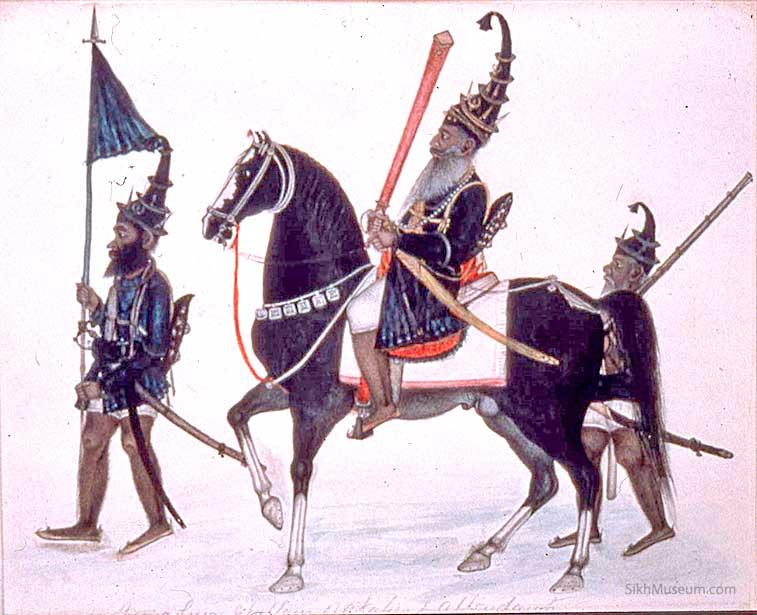 sikh horses