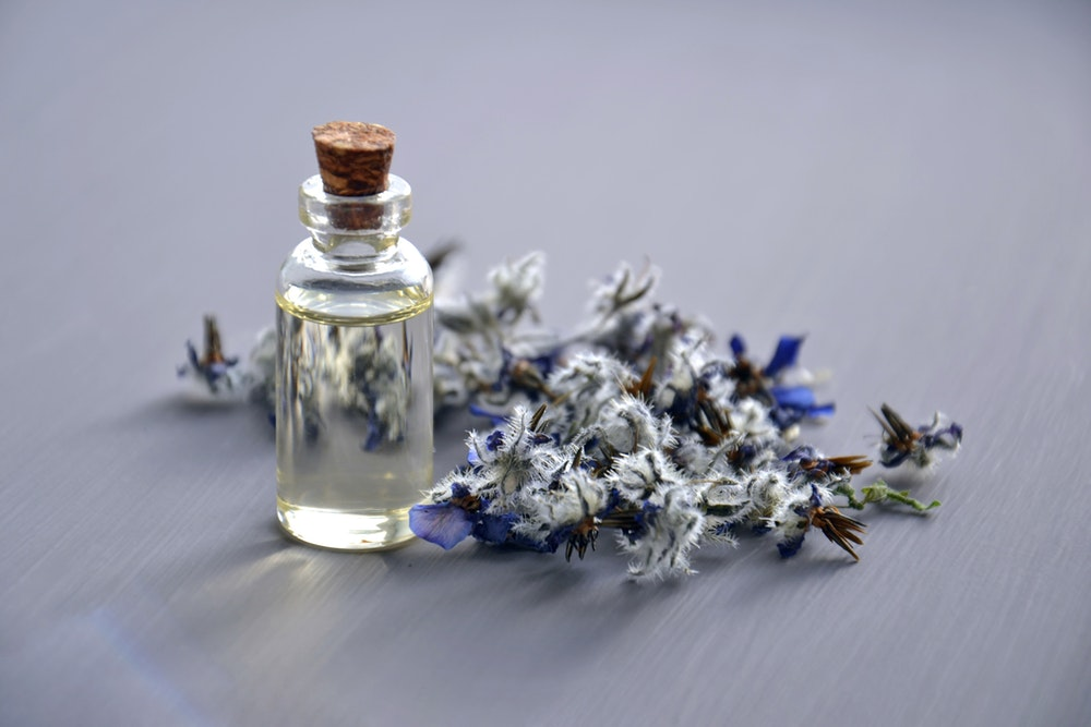be careful with essential oils