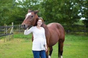 horse riding while pregnant