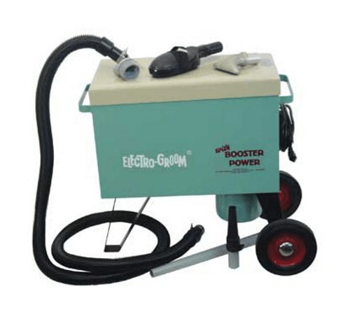 electro groom horse vacuum review