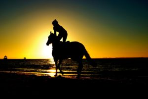 exercises to open hips for horse riding
